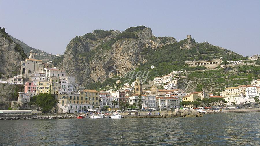 tour to amalfi coast from sorrento