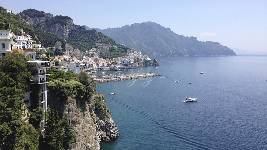 tour to amalfi coast from sorrento